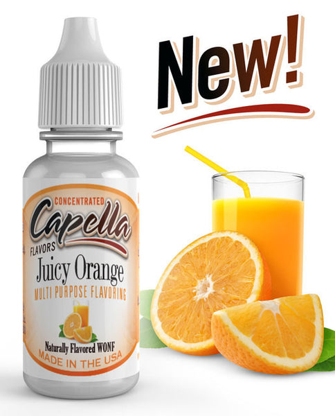 Capella Juicy Orange – 30ml