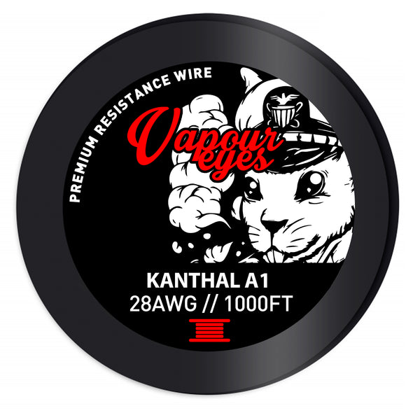 VE Long Wire Spools - Kanthal