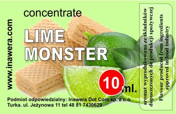 INW Lime Monster – 30ml
