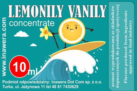 INW Lemonily Vanily – 30ml