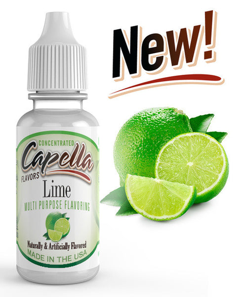 Capella Lime – 30ml