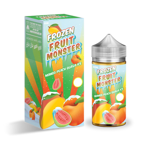 Frozen Fruit Monster - Mango Peach Guava Ice