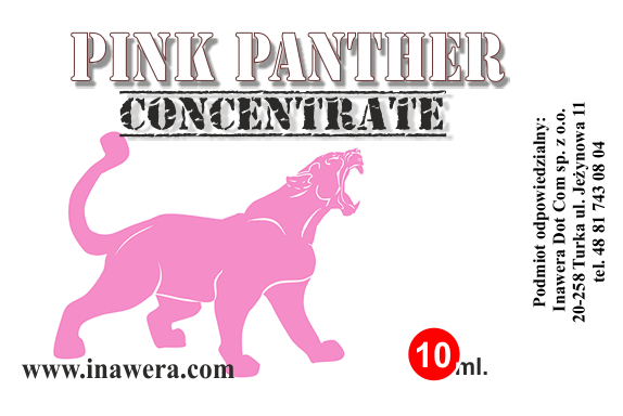 INW Pink Panther – 30ml