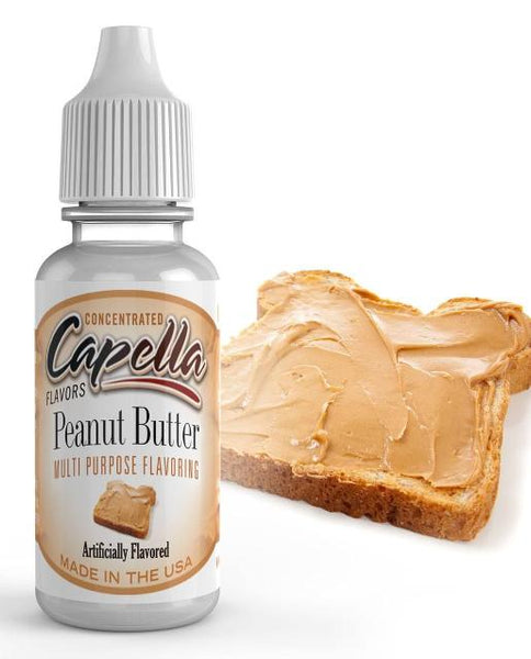 Capella Peanut Butter – 30ml