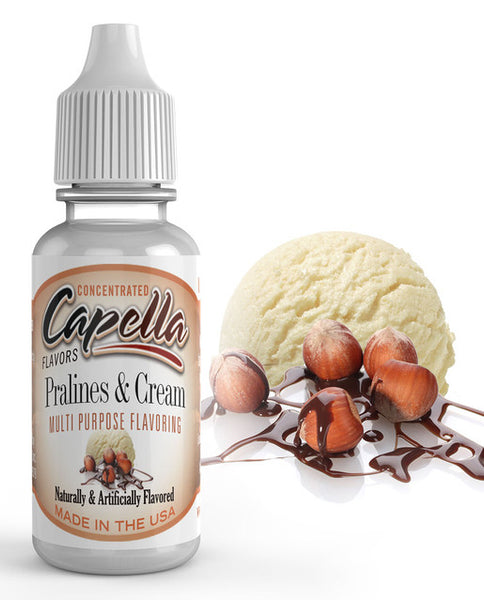 Capella Pralines & Cream – 30ml