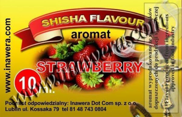 INW Strawberry (Shisha) – 30ml