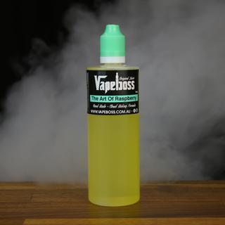 Vapeboss - The Art of Raspberry