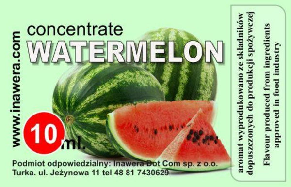 INW Watermelon – 30ml