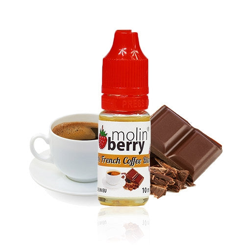Molinberry Dark French Coffee Blend (M-Line) – 30ml