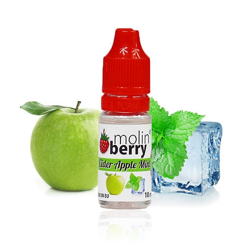 Molinberry Cider Apple Mint (M-Line) – 30ml