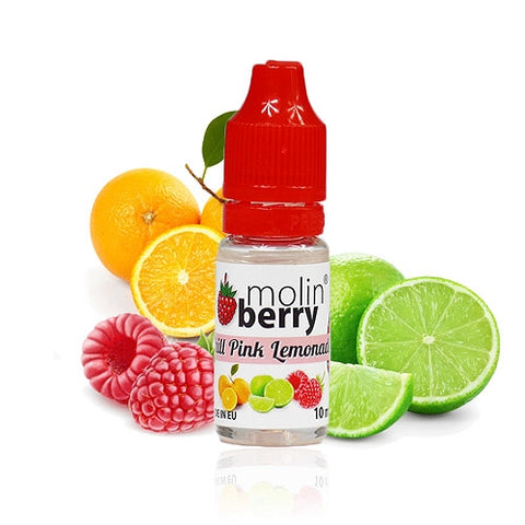 Molinberry Chill Pink Lemonade (M-Line) – 30ml