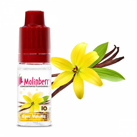 Molinberry Epic Vanilla – 30ml
