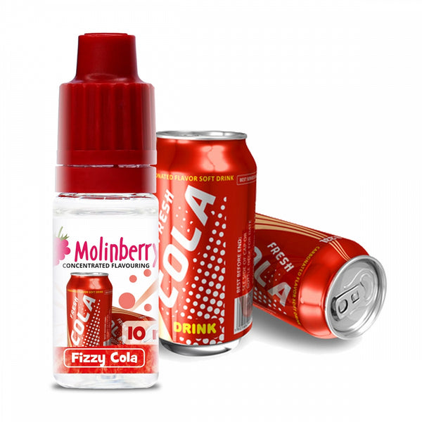 Molinberry Fizzy Cola – 30ml