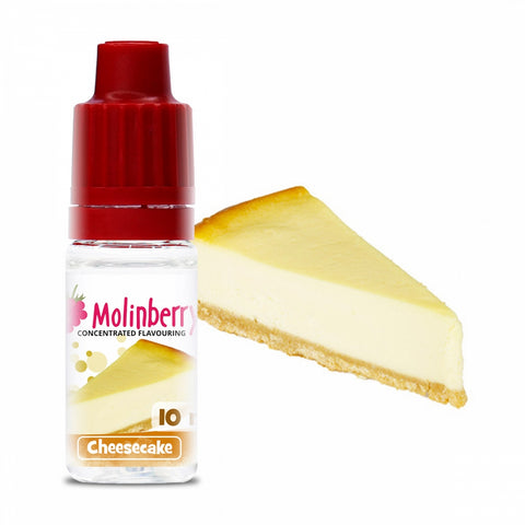Molinberry Cheesecake – 30ml
