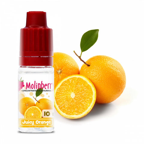Molinberry Juicy Orange – 30ml