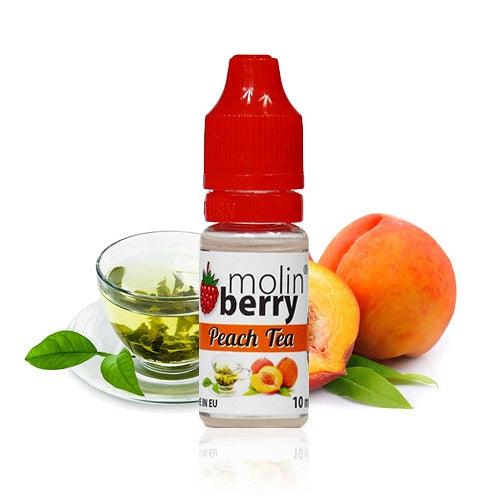 Molinberry Peach Tea (M-Line) – 30ml