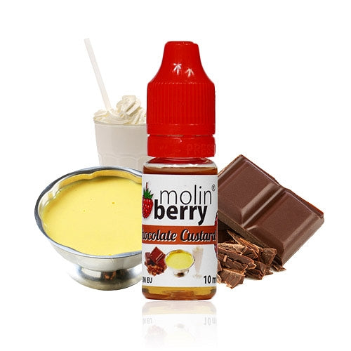 Molinberry Chocolate Custard (M-Line) – 30ml