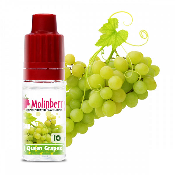 Molinberry Queen Grapes – 30ml