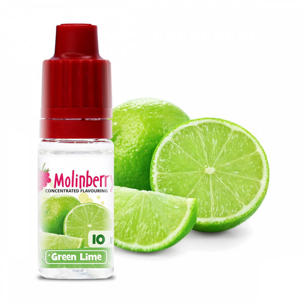 Molinberry Green Lime – 30ml