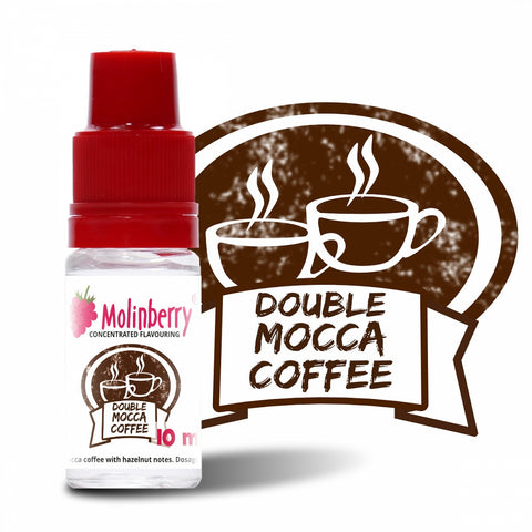 Molinberry Double Mocca Coffee – 30ml