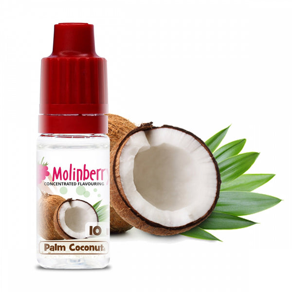 Molinberry Palm Coconut – 30ml
