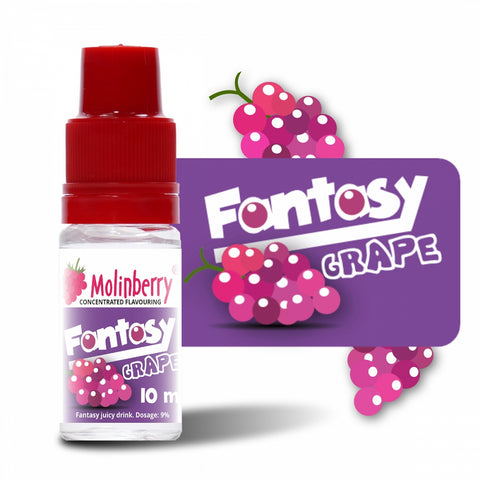 Molinberry Fantasy Grape – 30ml
