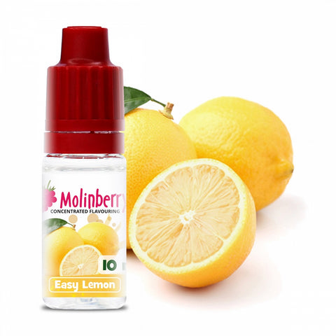 Molinberry Easy Lemon – 30ml