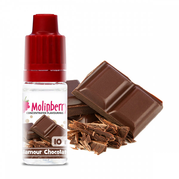 Molinberry Glamour Chocolate – 30ml