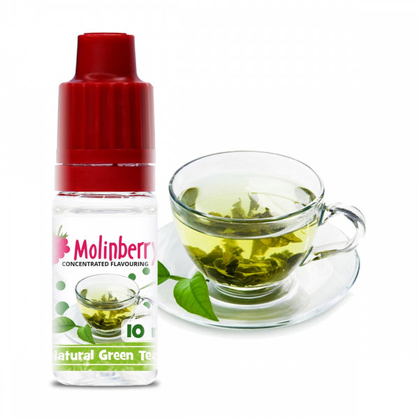 Molinberry Natural Green Tea – 30ml