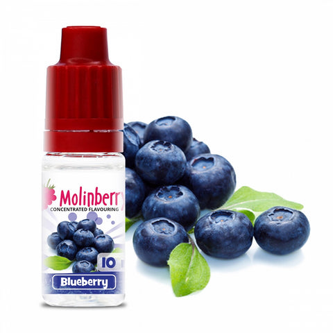 Molinberry Blueberry – 30ml