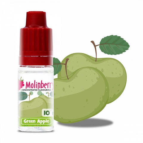 Molinberry Green Apple – 30ml