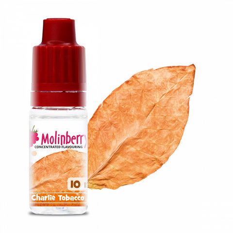 Molinberry Charlie Tobacco – 30ml