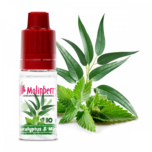 Molinberry Eucalyptus & Mint – 30ml
