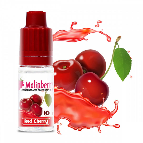 Molinberry Red Cherry – 30ml