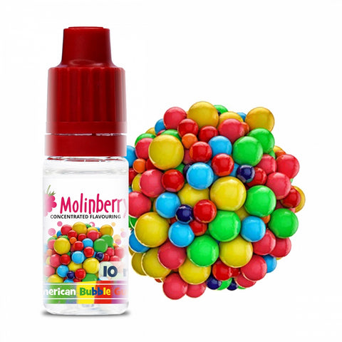 Molinberry American Bubble Gum – 30ml