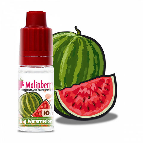 Molinberry Big Watermelon – 30ml