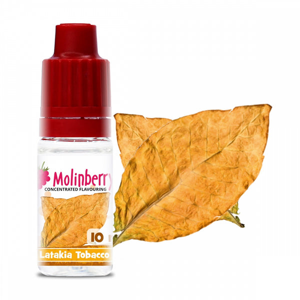 Molinberry Latakia Tobacco – 30ml