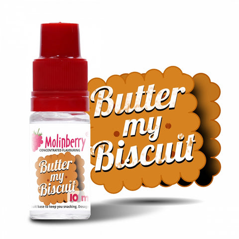 Molinberry Butter My Biscuit – 30ml