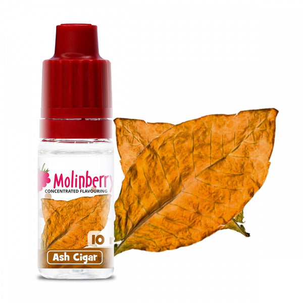 Molinberry Ash Cigar – 30ml