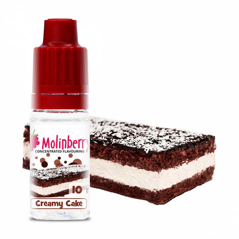 Molinberry Creamy Cake – 30ml