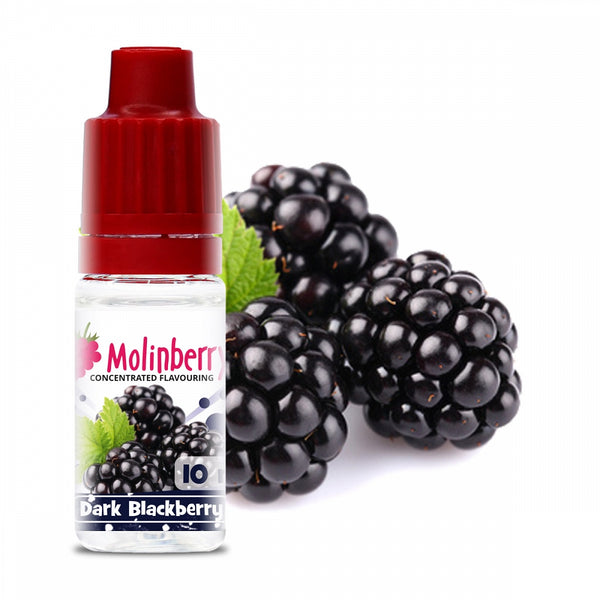 Molinberry Dark Blackberry – 30ml
