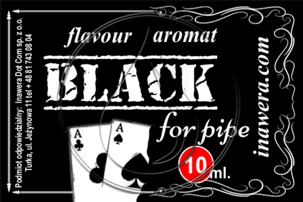 INW Black for Pipe – 30ml