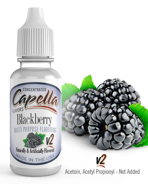 Capella Blackberry – 30ml