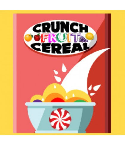 FW Crunch Fruit Cereal - 30ml