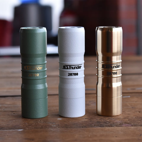 El Thunder 20700 Mechanical Tube Mod