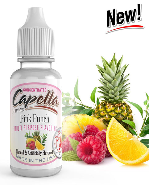 Capella Pink Punch - 30ml