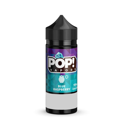 Pop! Vapors Iced - Blue Raspberry
