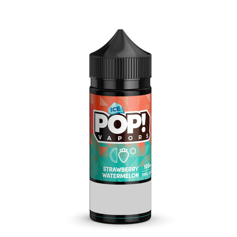 Pop! Vapors Iced - Strawberry Watermelon