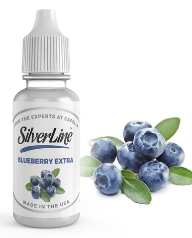 Silverline Blueberry Extra – 30ml
