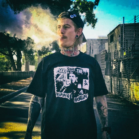 The Vaping Bogan Tees